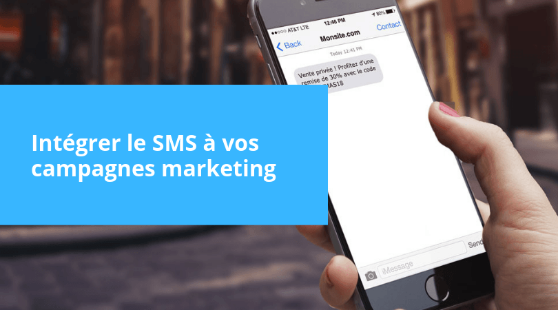 Comment utiliser le sms Marketing ?