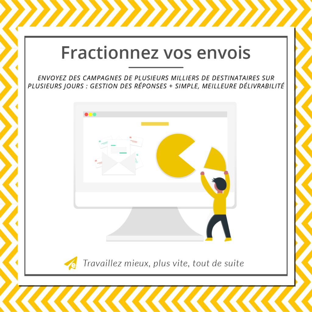 Fractionner-envoi-emailing-multicanal-efisend
