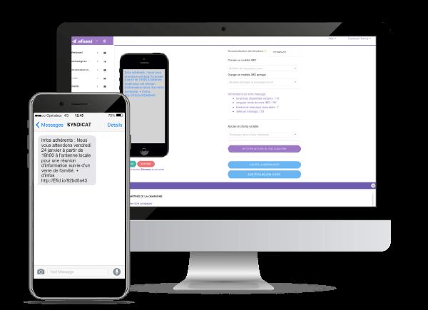 Solution SMS pour syndicats et ordres professionnels 10