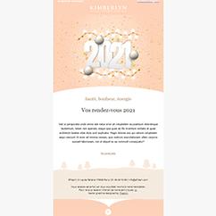 Des modèles d'emails pour vos vœux ! 18