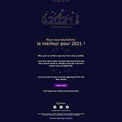 Des modèles d'emails pour vos vœux ! 20