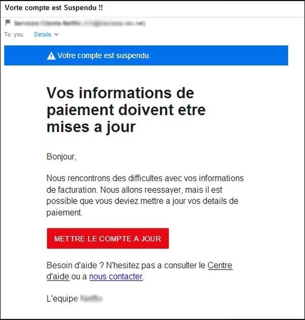 5 astuces pour repérer les mails de phishing 3