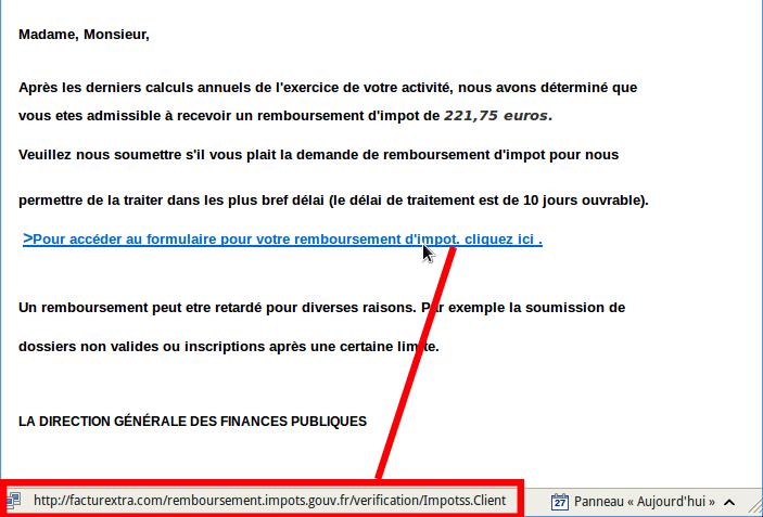 5 astuces pour repérer les mails de phishing 6